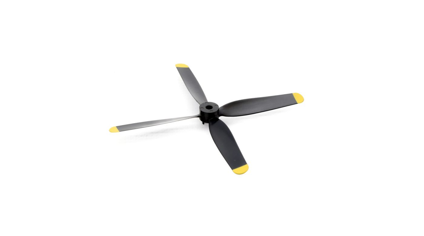 Image for 4.5 x 3.0 4-Blade Electric Propeller from HorizonHobby