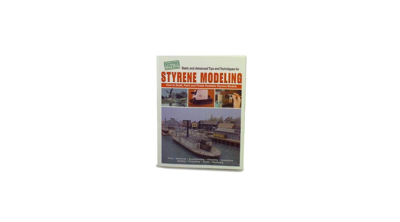 Image for Styrene Modeling from HorizonHobby