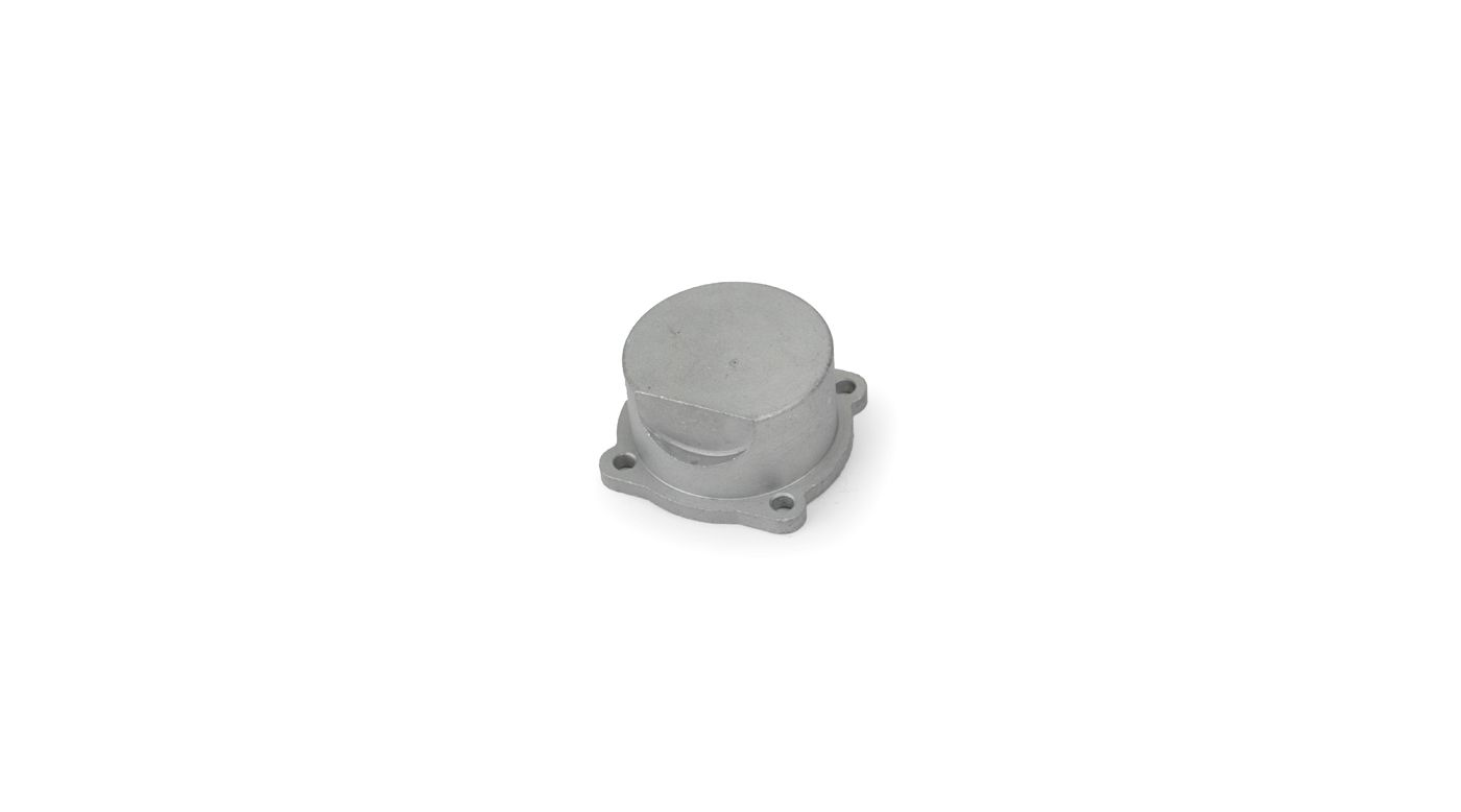 Image for Rear Cover with Gasket: 52NX, 60NX, 10GX from HorizonHobby