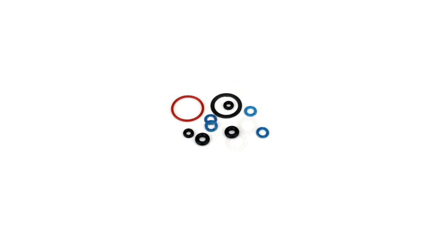 Image for Carburetor Gasket/O-ring Set: 52NX, 60NX from HorizonHobby