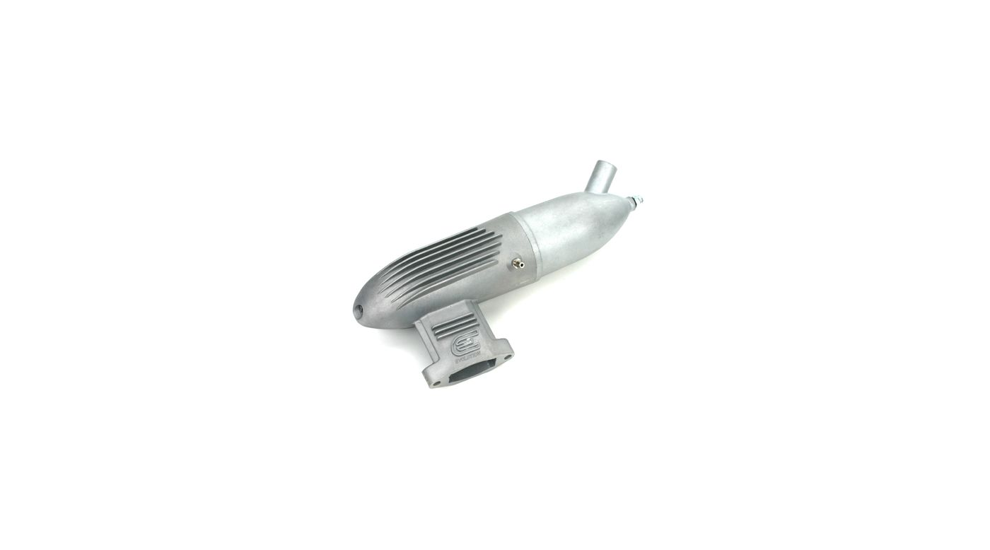 Image for Muffler (E100601): 100, 120 from HorizonHobby