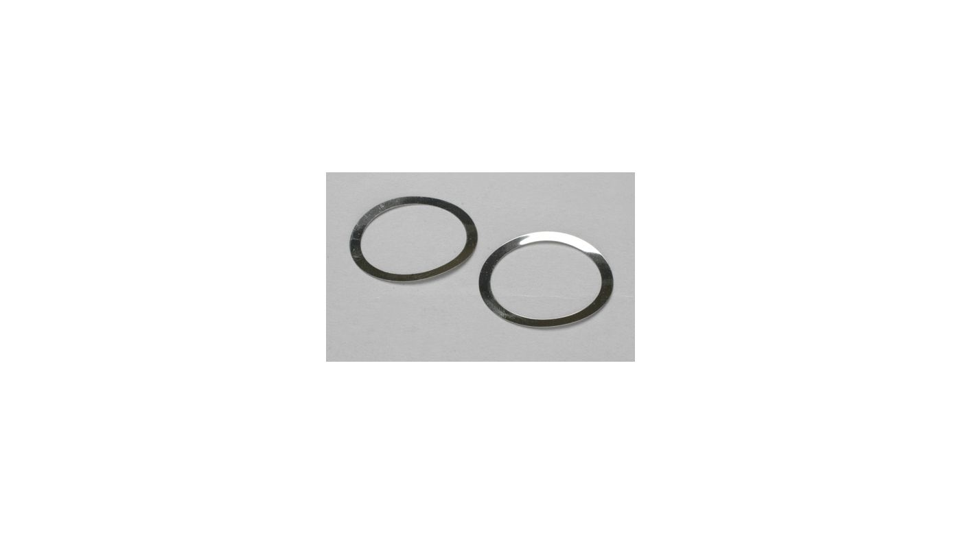 Image for Cylinder Head Shim  2 pc: 120NX from HorizonHobby