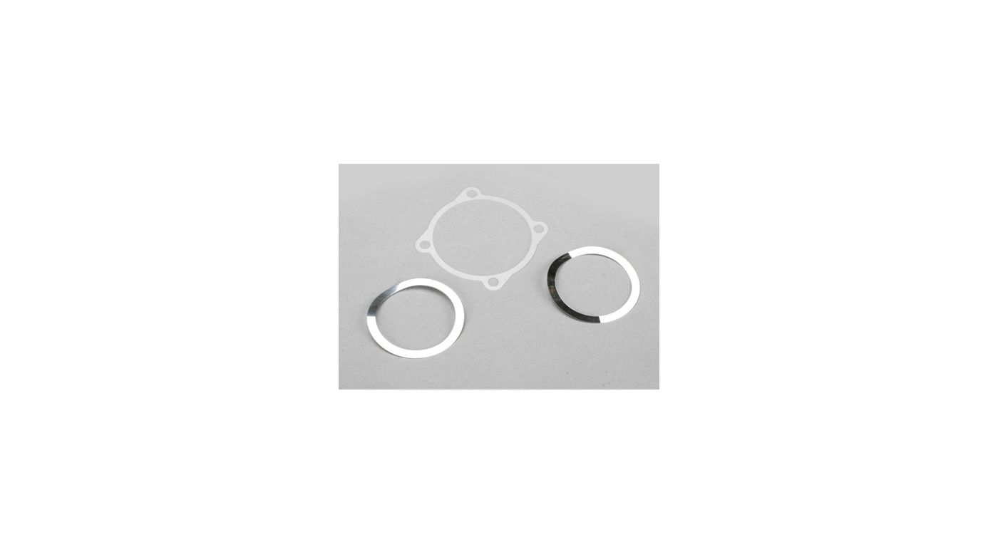 Image for Gasket Set, Engine: 120NX from HorizonHobby