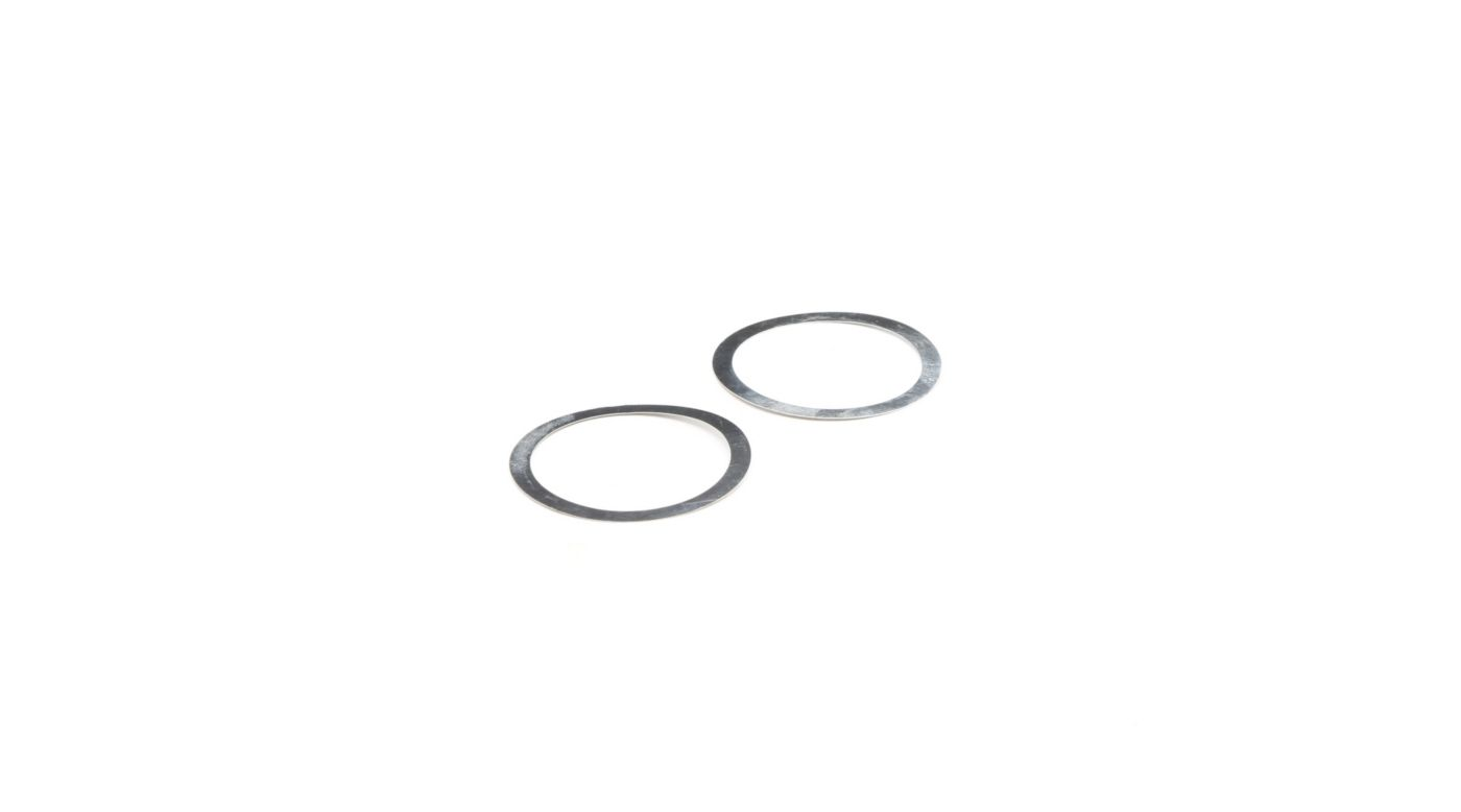 Image for Cylinder Head Gasket, 2 pcs: 91NX from HorizonHobby
