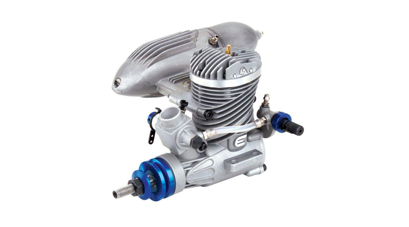 Image For Evolution 40NT Glow Engine With Muffler From HorizonHobby