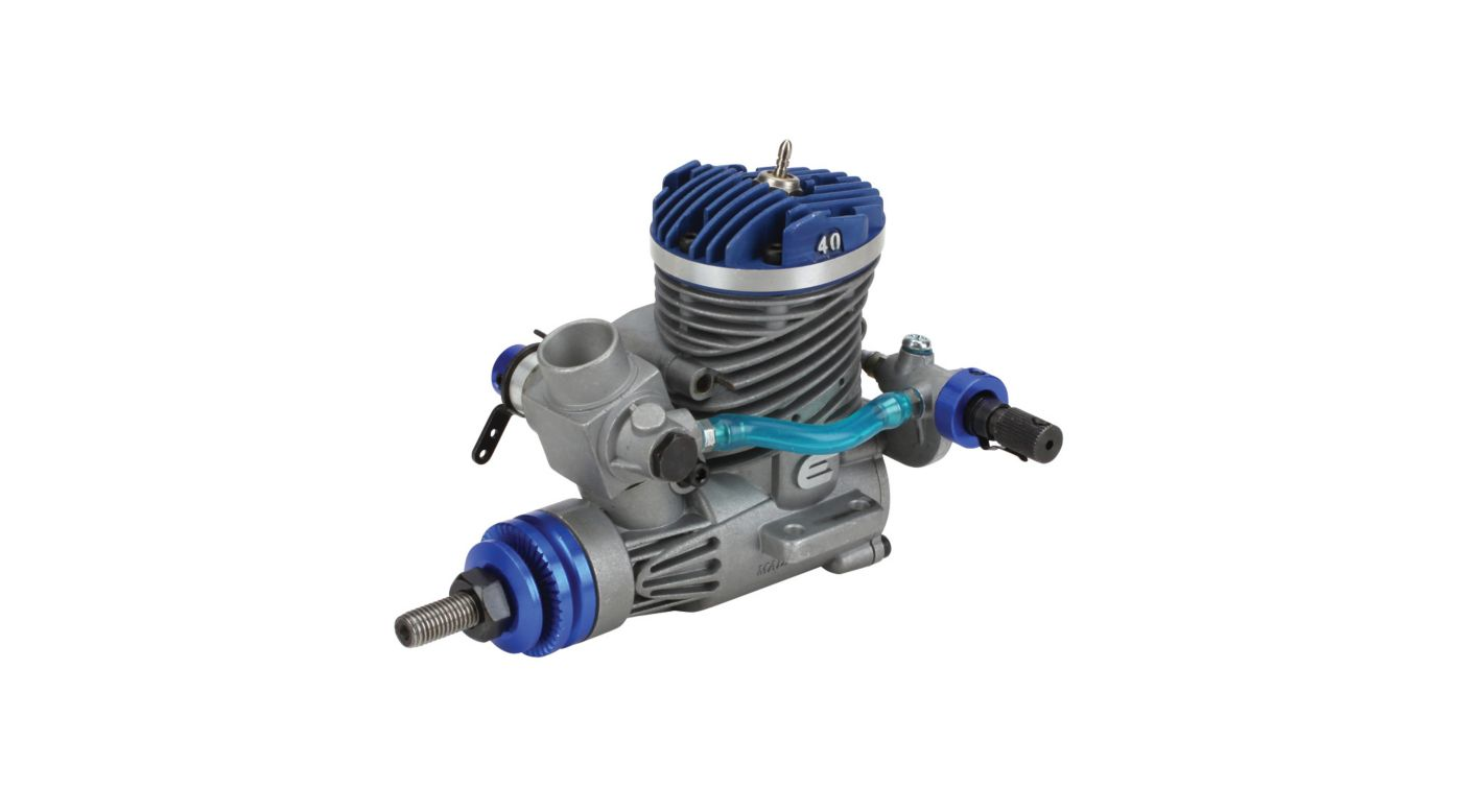 Image for 40NX RC Glow Engine with Muffler from HorizonHobby