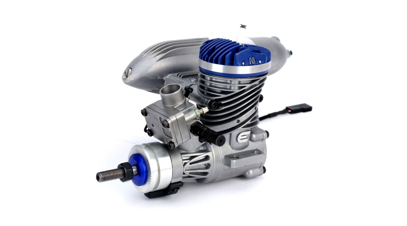 Image for 10GX 10cc (.60 cu. in.) Gas Engine from HorizonHobby