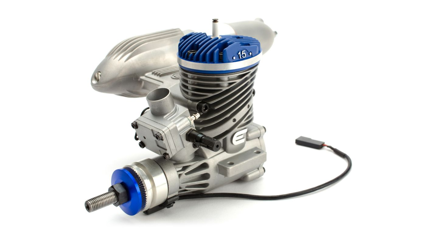 Image for 15GX 15cc (.91 cu. in.) Gas Engine from HorizonHobby
