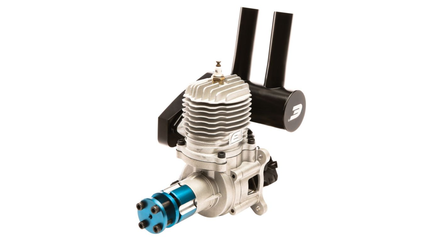 Image for 62GXi 62cc Single Cylinder Gas Engine with SureFire™ EFI from HorizonHobby