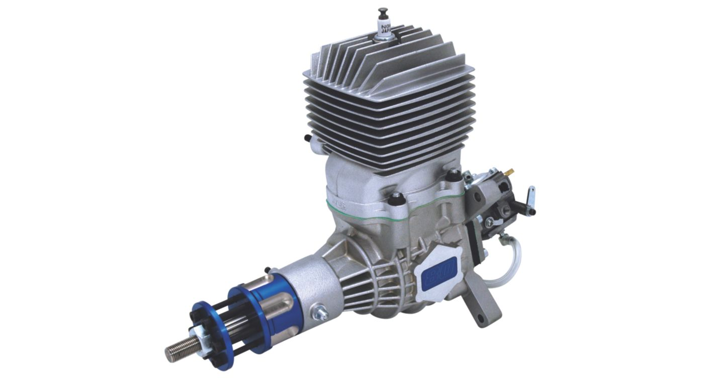 Image for Evolution 80GX (4.9) Gas Engine from HorizonHobby
