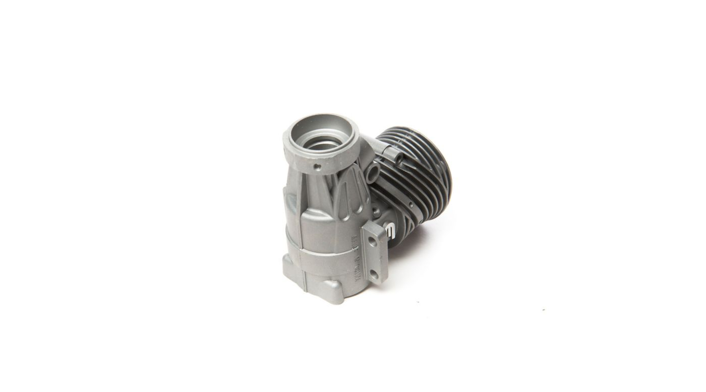 Image for Crankcase with Index Pin: 8GX from HorizonHobby