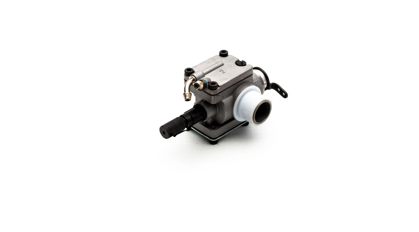 Image for Carburetor Assembly, Pumped: 15GX2, 20GX2 from HorizonHobby