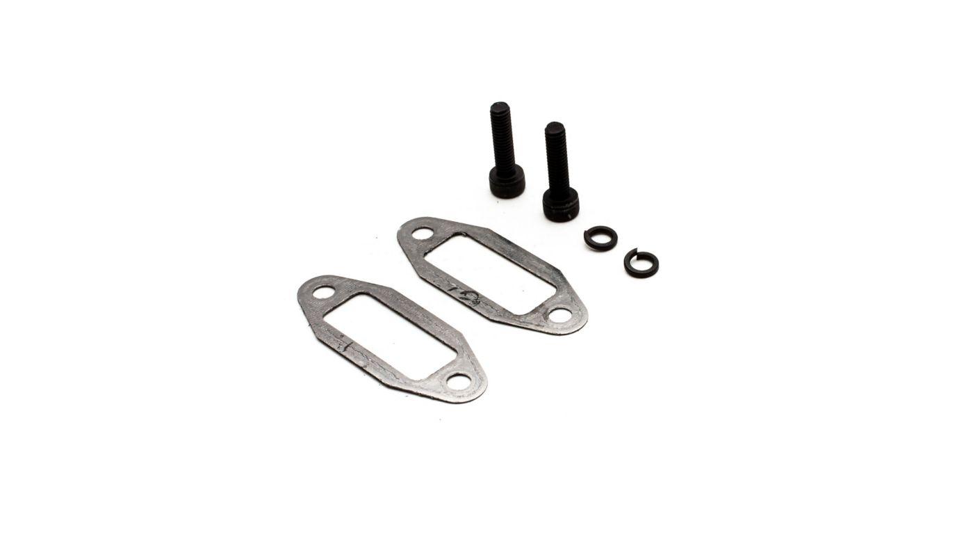 Image for Muffler Mounting Screw Set: 20GX/2, 33GX from HorizonHobby