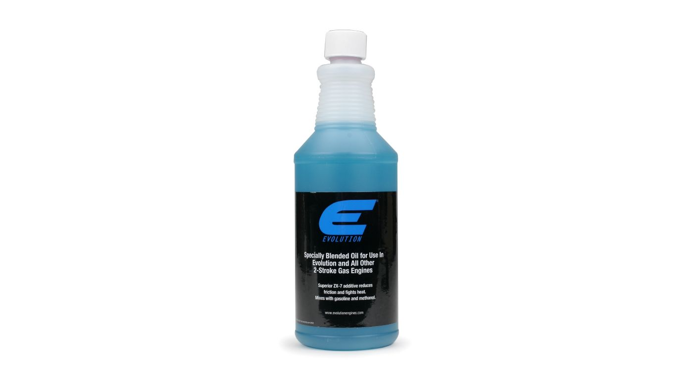 Image for Evolution 2-Cycle Oil, Synthetic, Quart from HorizonHobby