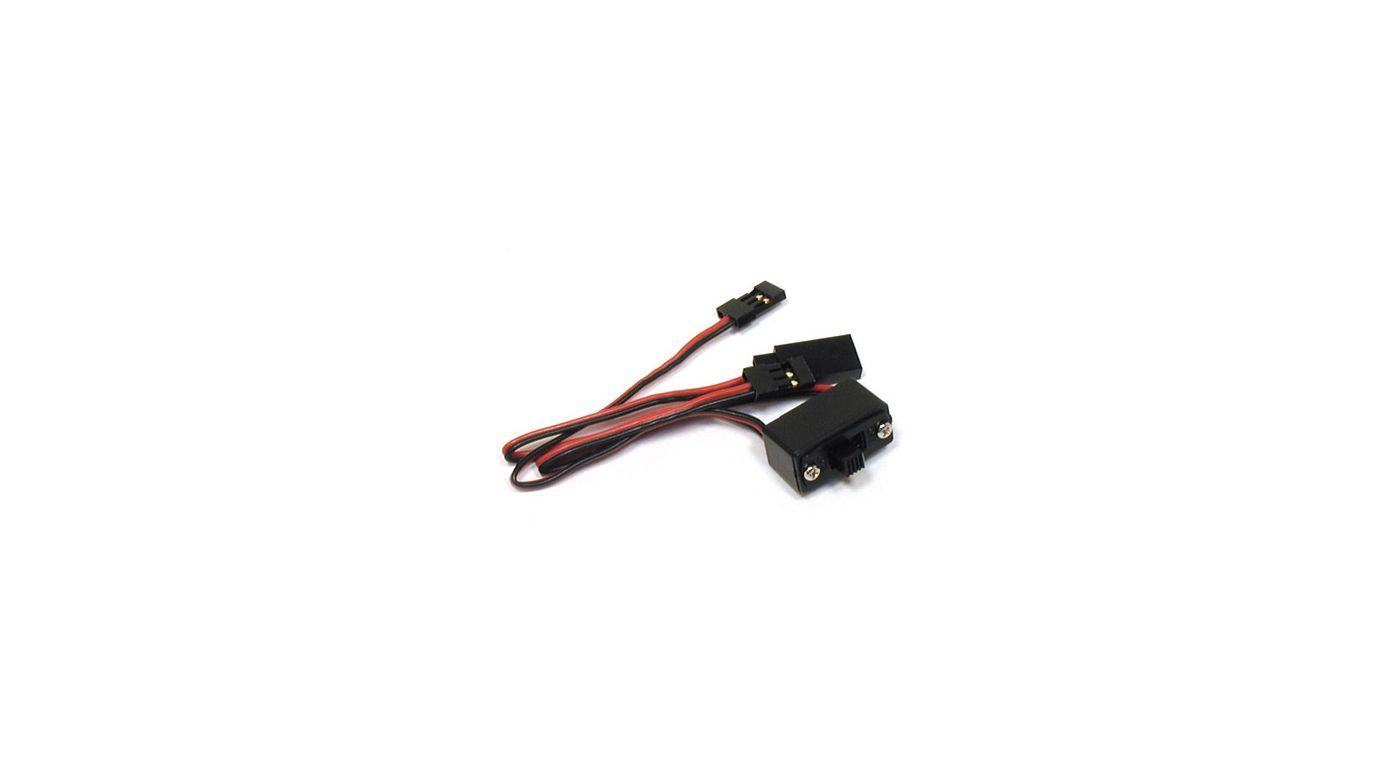 Image for Standard Switch with Charge Cord from HorizonHobby