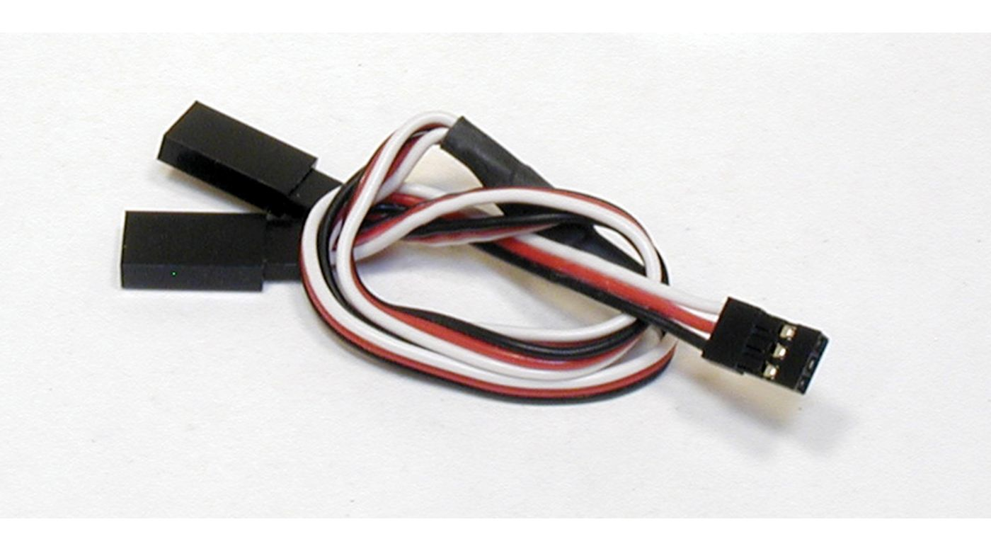 Image for Y-Harness 6-inch Heavy-Duty from HorizonHobby