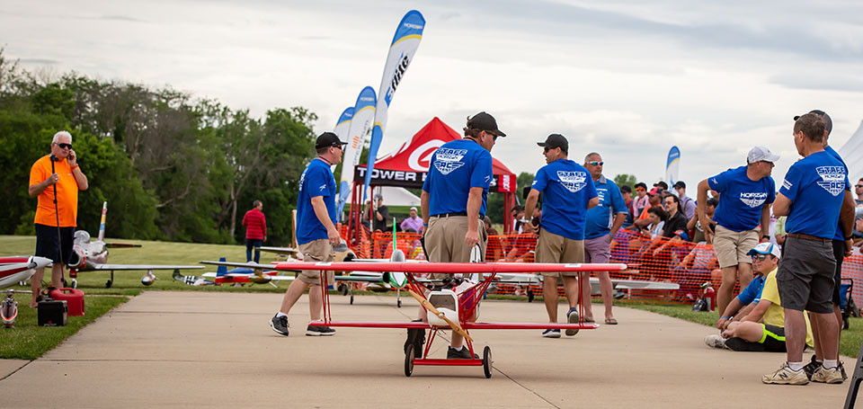 RC Airplane Enthusiasts