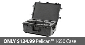 Force RC Pelican Storage Transport Case