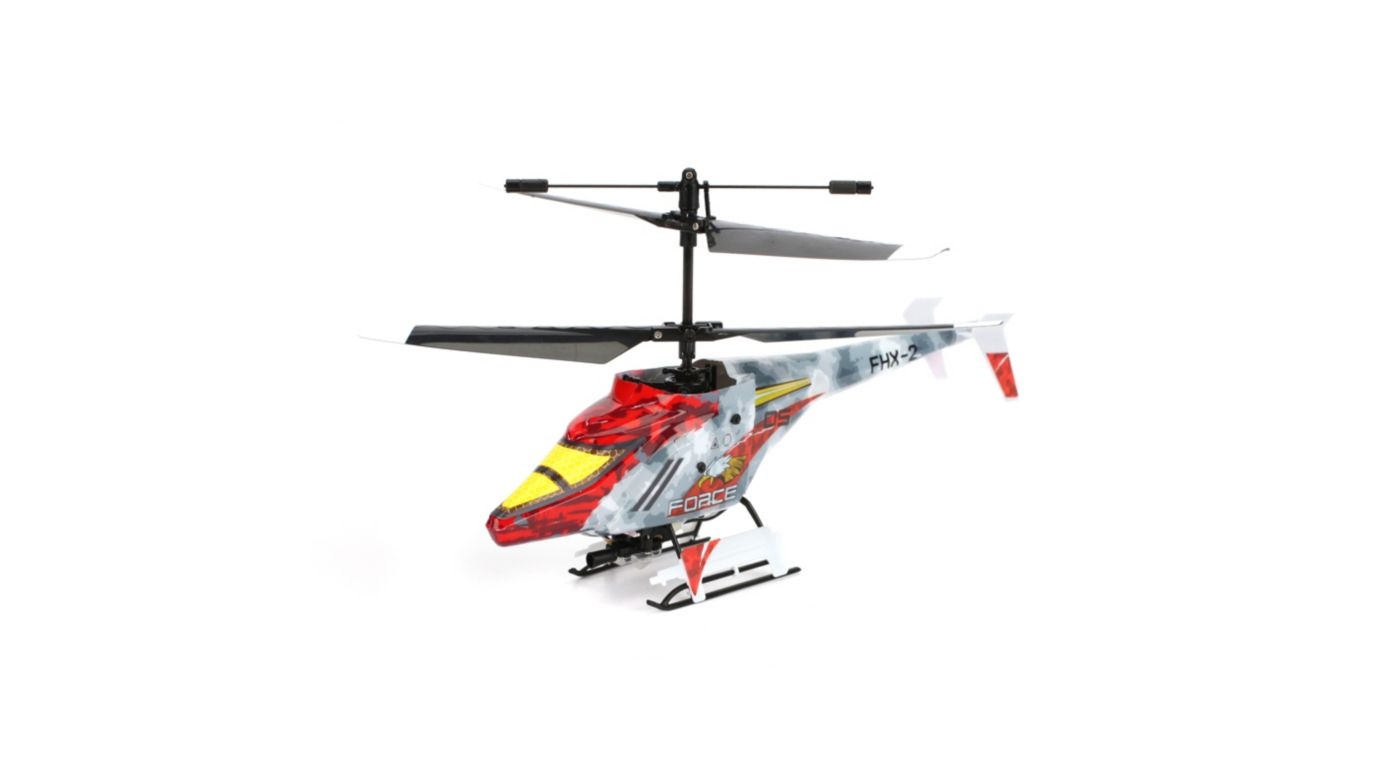 Image for FHX Heli RTF from HorizonHobby