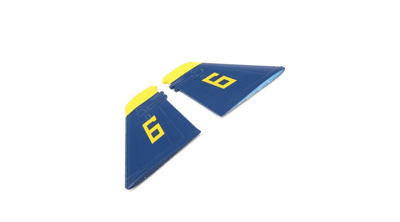 Image for Rudder: F18 Blue Angel V2 from HorizonHobby