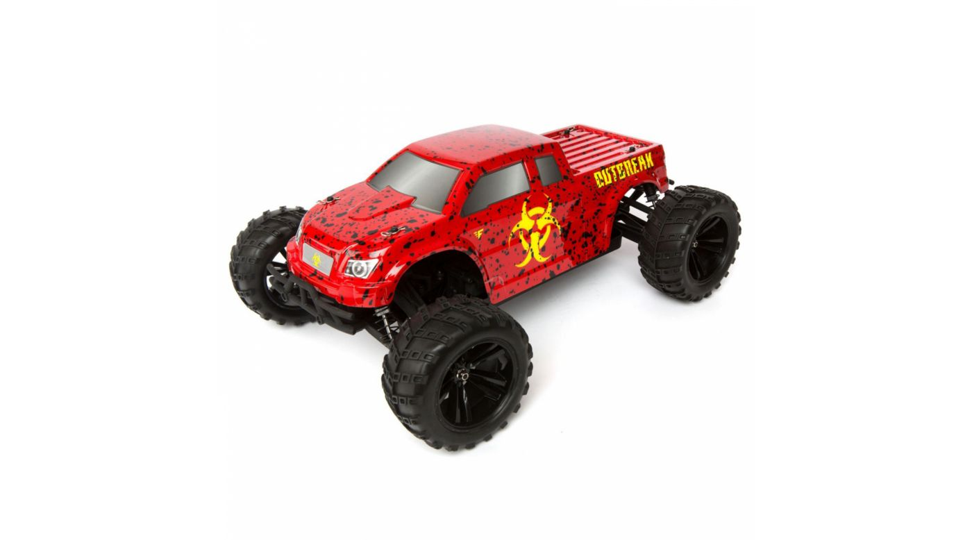 Image for 1/10 Outbreak 4WD Monster Truck RTR: Red from HorizonHobby