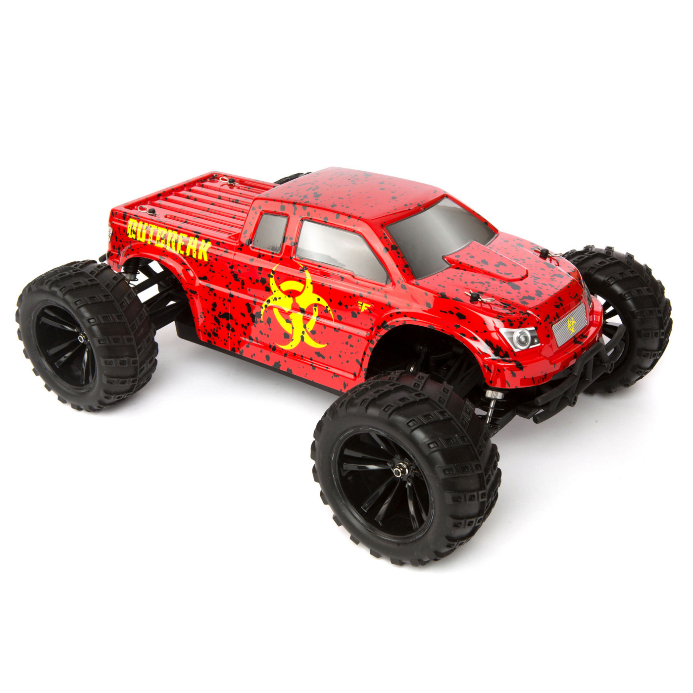 Force RC 1/10 Outbreak RTR 4WD Monster Truck