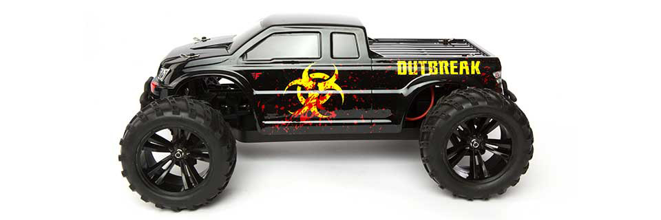 Outbreak 4WD Monster Truck
