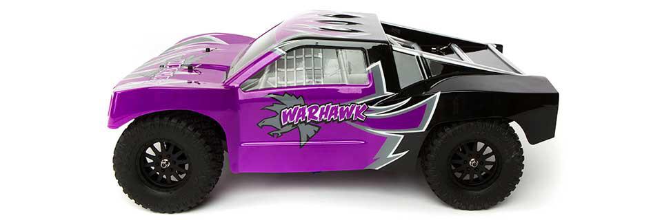 Warhawk 4WD SCT