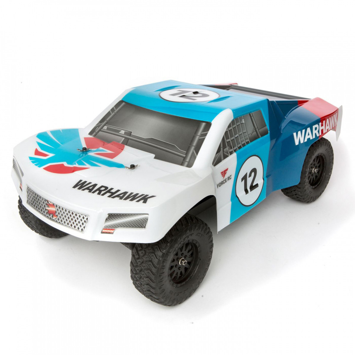 Force RC 1/10 Warhawk RTR 4WD Short Course Truck