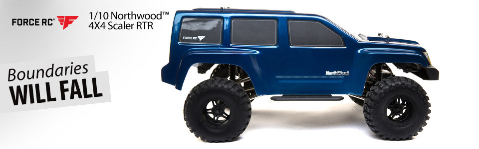 1/10-Scale Northwood™ Scaler 4X4 RTR