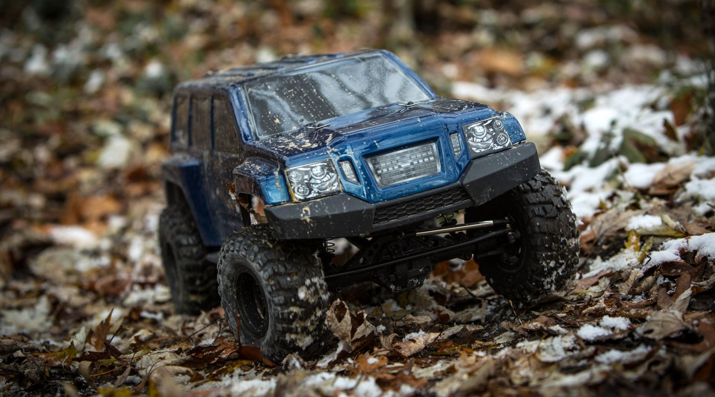 Image for 1/10 Northwood 2.2 Scaler Brushed 4X4 RTR from HorizonHobby