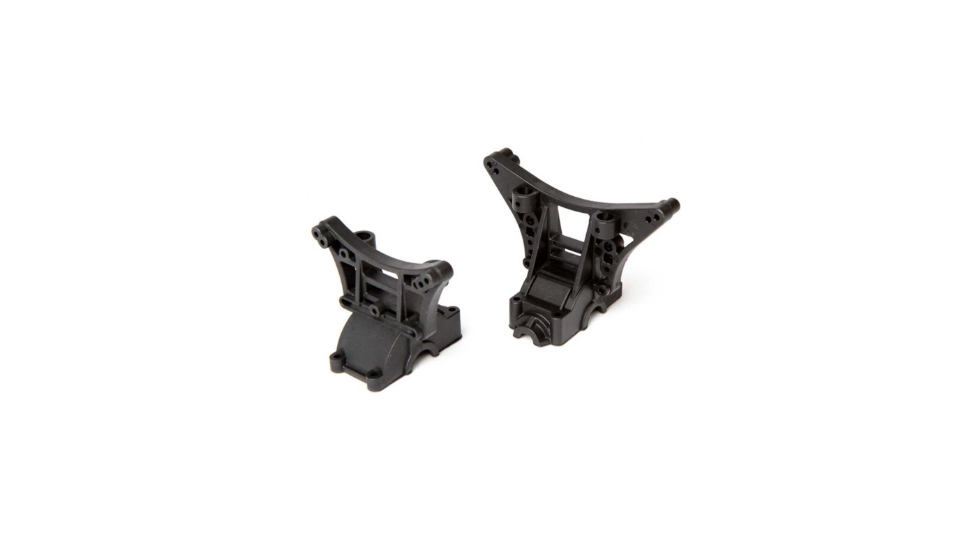 Image for Front/Rear Shock Tower Set: 1/10 4wd All from HorizonHobby