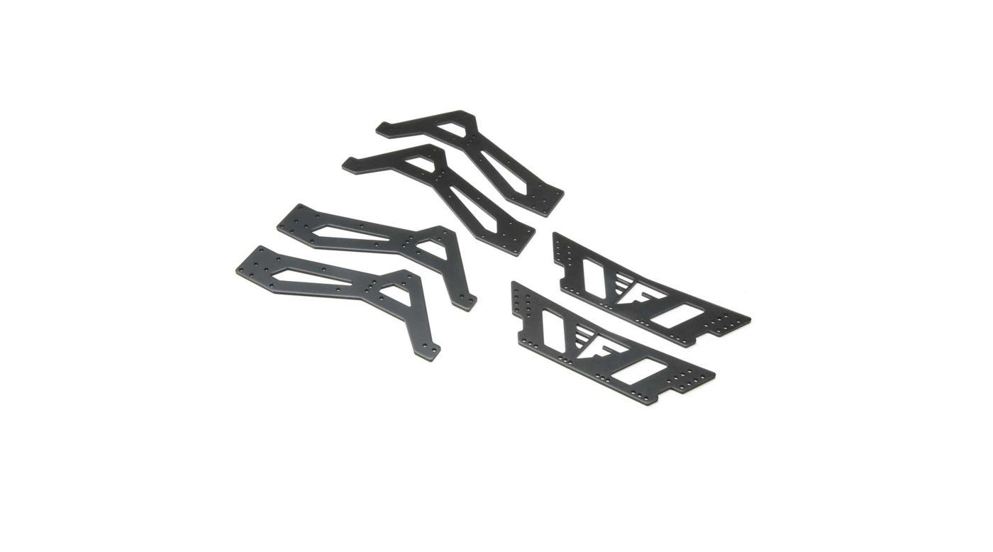 Image for Chassis Plate Set Aluminum: Northwood from HorizonHobby