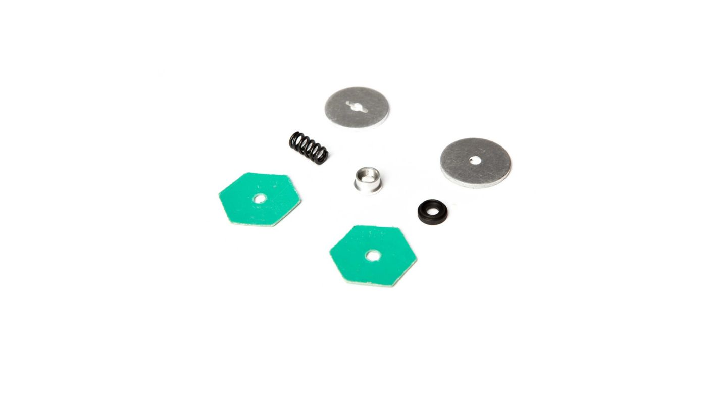 Image for Slipper Plate Pads and Spring Set: 1/10 4wd All from HorizonHobby