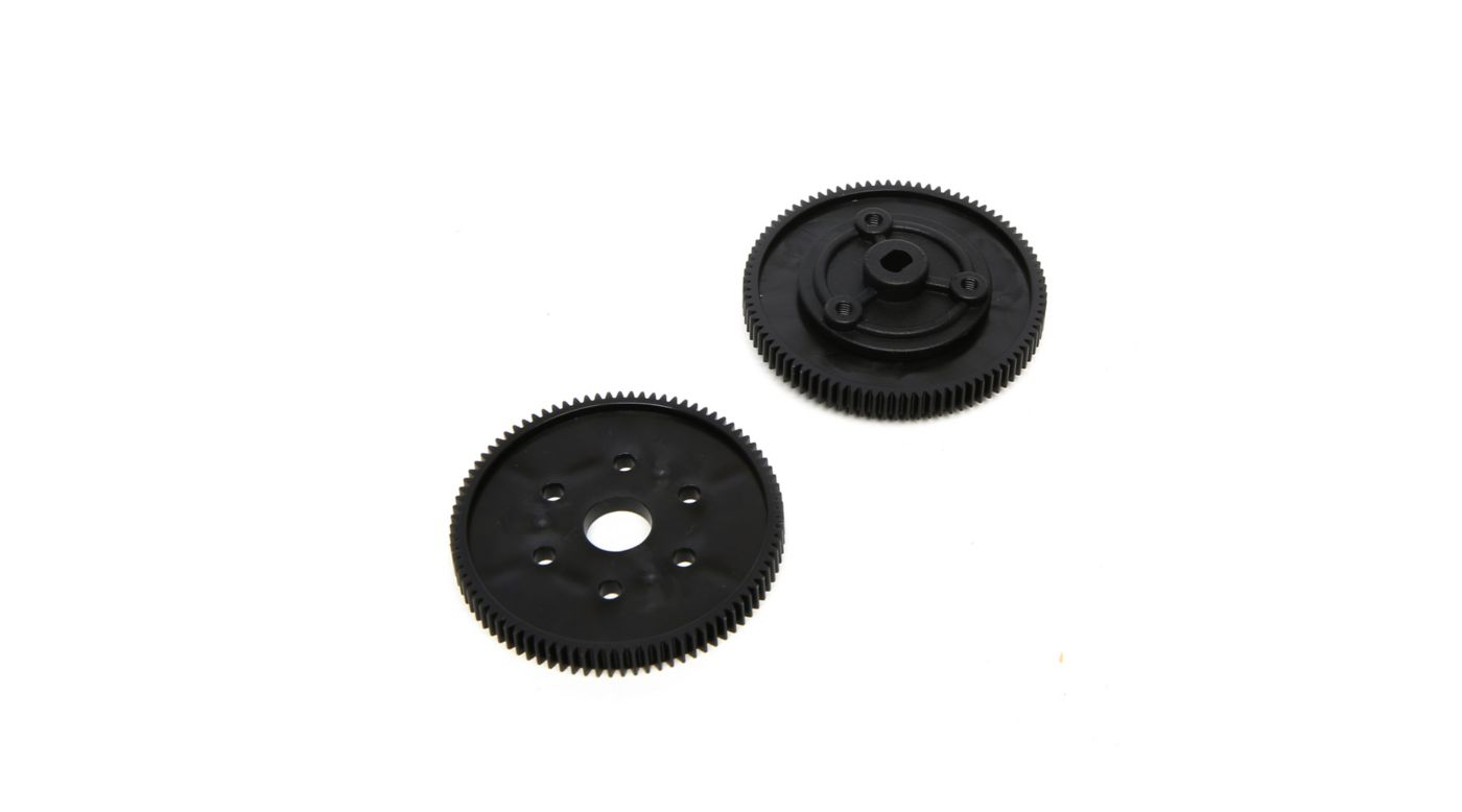 Image for Spur Gear Set 87T (2): Hammerjaw from HorizonHobby