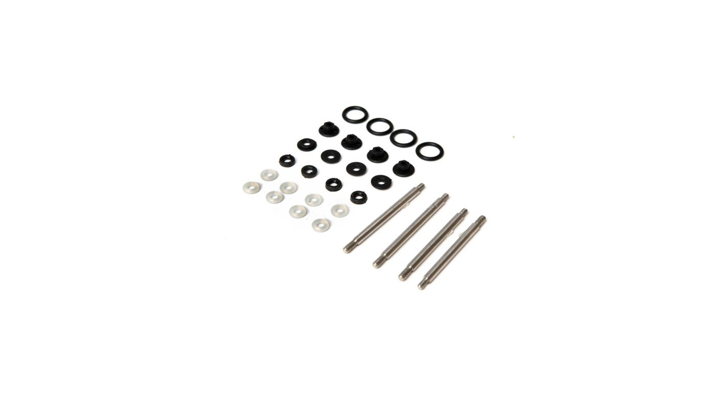 Image for Front/Rear Shock Shaft and Seal Set: 1/10 4wd All from HorizonHobby