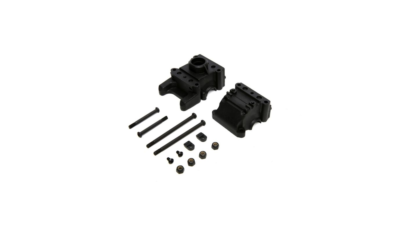 Image for Front and Rear Gear Box: 1/8 Epidemic, 1/8 Muckraker from HorizonHobby