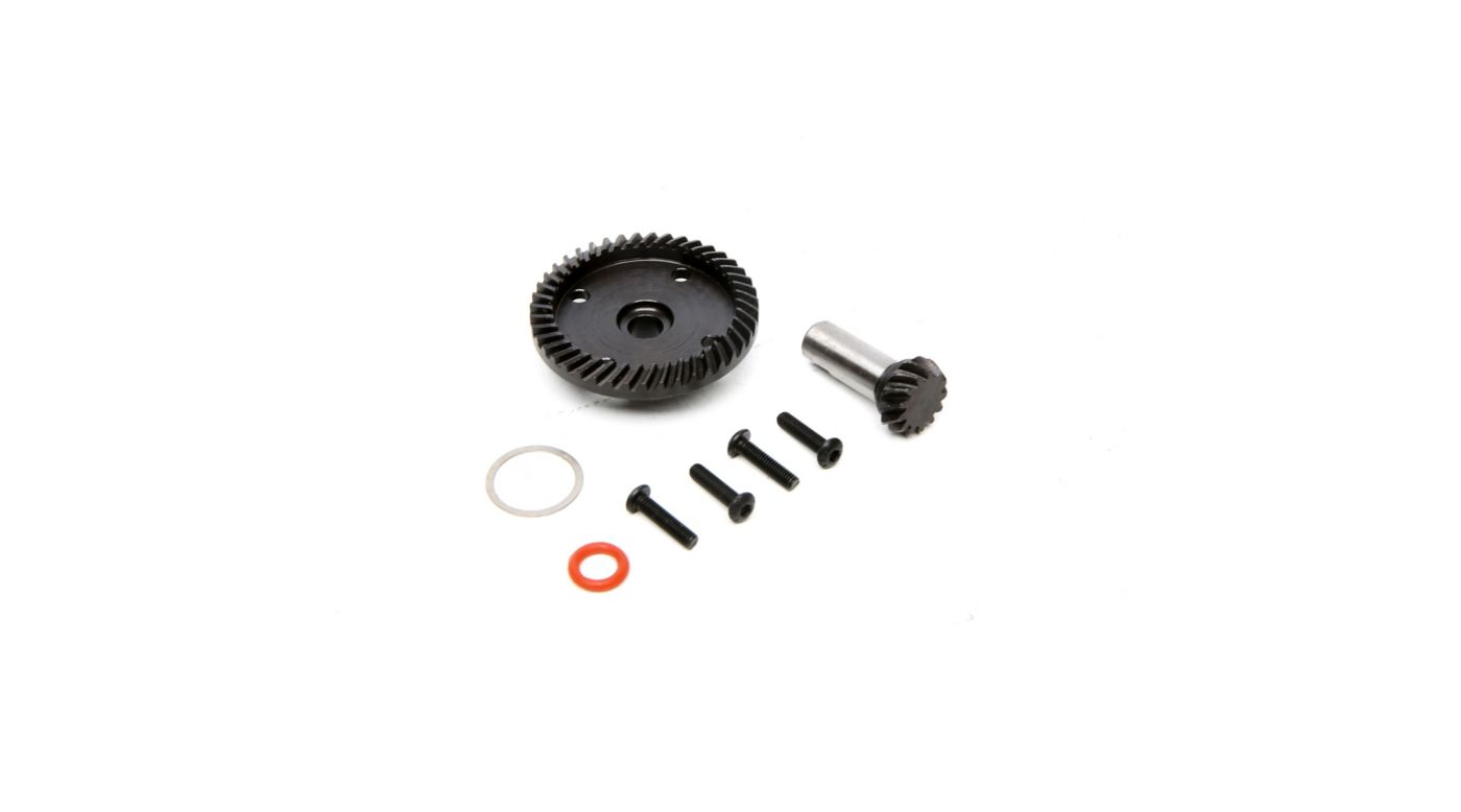 Image for Front and Rear Ring and Pinion Set: 1/8 Epidemic, 1/8 Muckraker from HorizonHobby