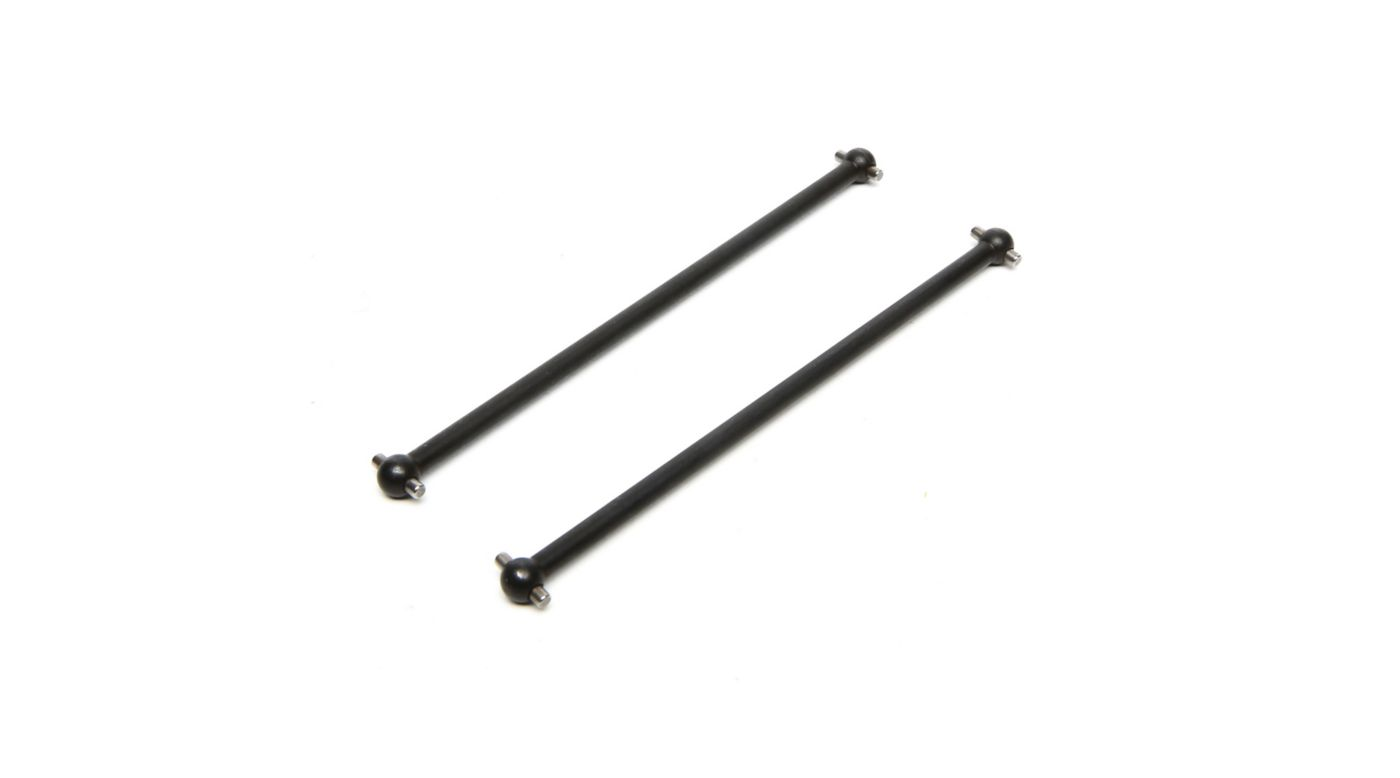 Image for Rear Driveshaft Set (2): 1/8 Epidemic, 1/8 Muckraker from HorizonHobby