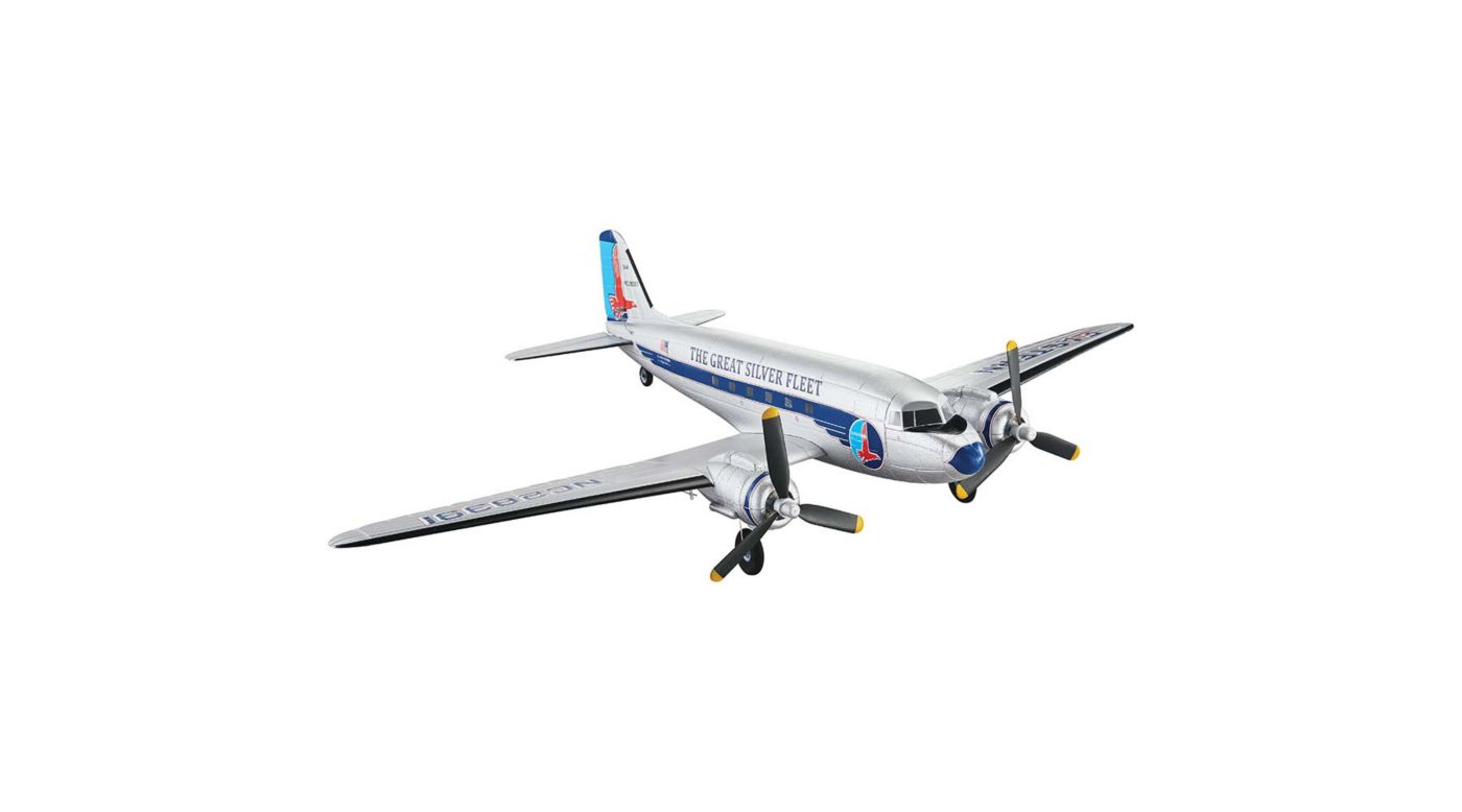 Image for Micro Douglas DC-3 Airliner EP RTF 23