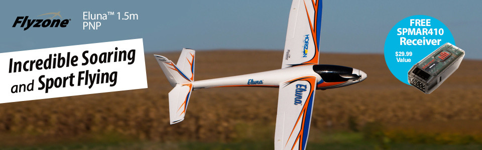 FlyZone® Eluna™ 1.5m