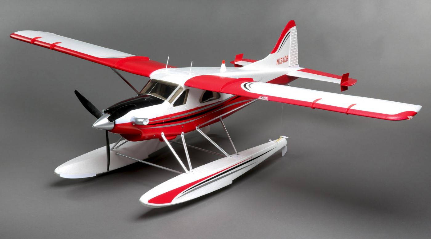 Image for DHC-2T Turbo Beaver 1.5m Rx-R with Spektrum AR620 Receiver from HorizonHobby
