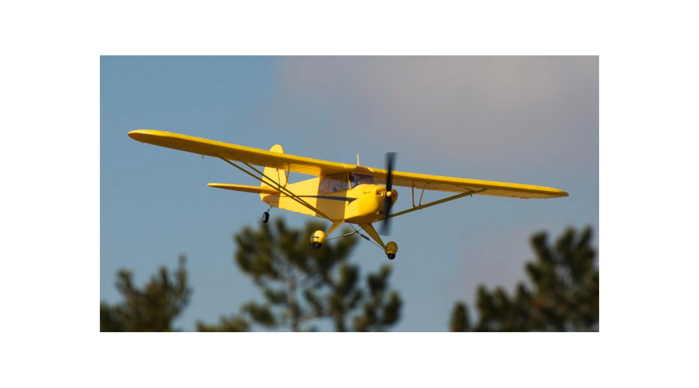 Image for Super Cub Select Scale RTF 2.4GHz from HorizonHobby