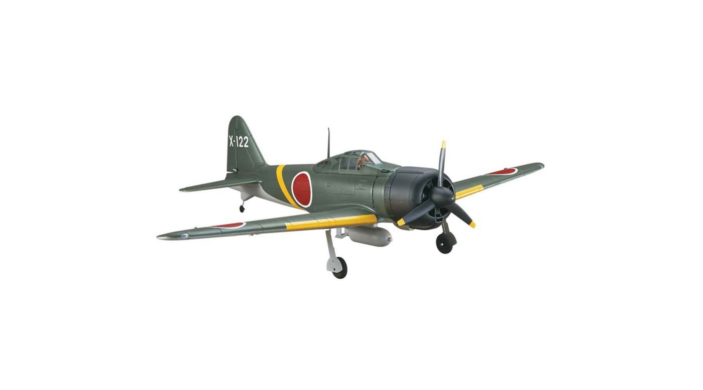 Image for A6M2 Japanese Zero Select Scale Rx-R, 45