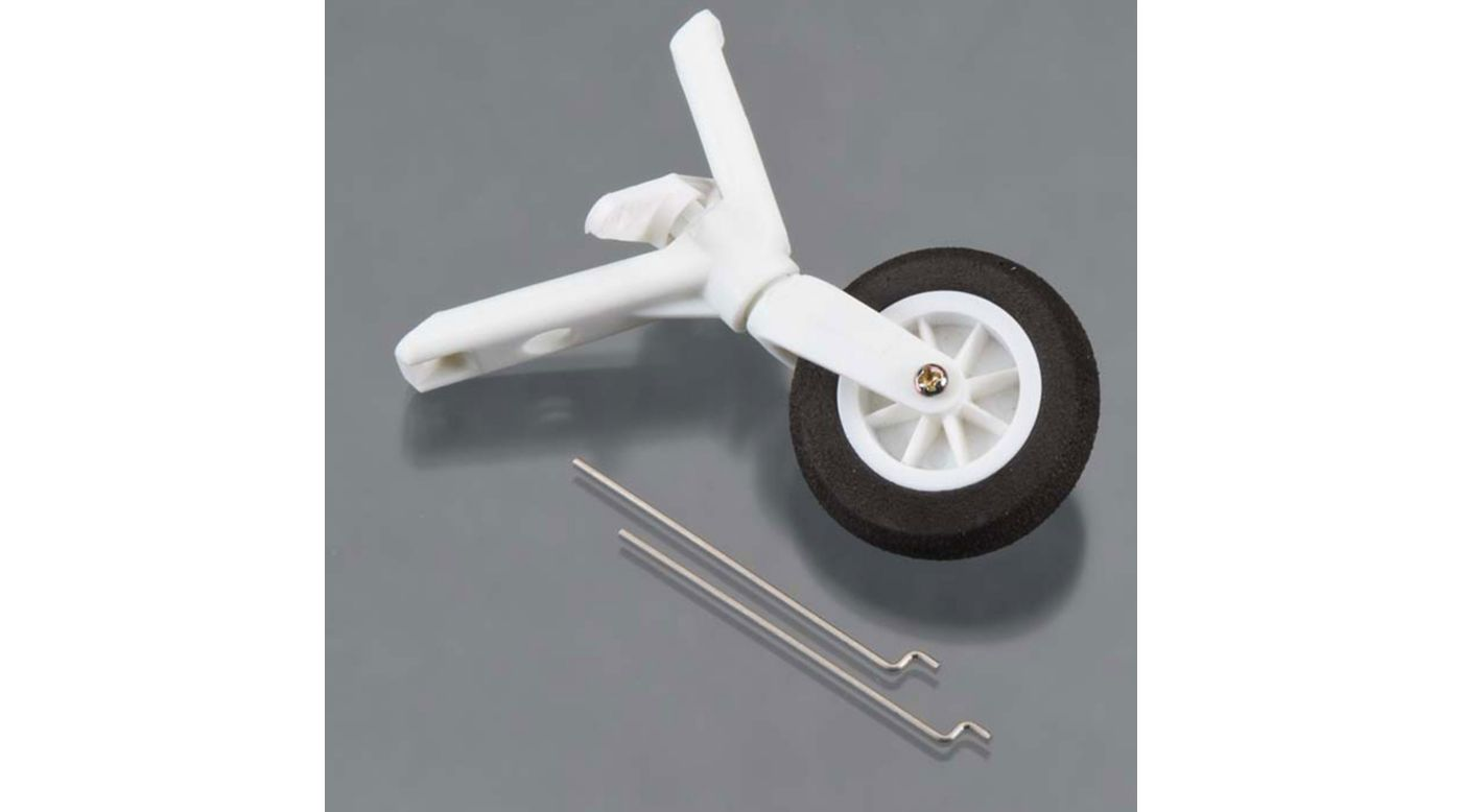 Image for Tail Wheel Set: DHC-2 Beaver Select Scale from HorizonHobby