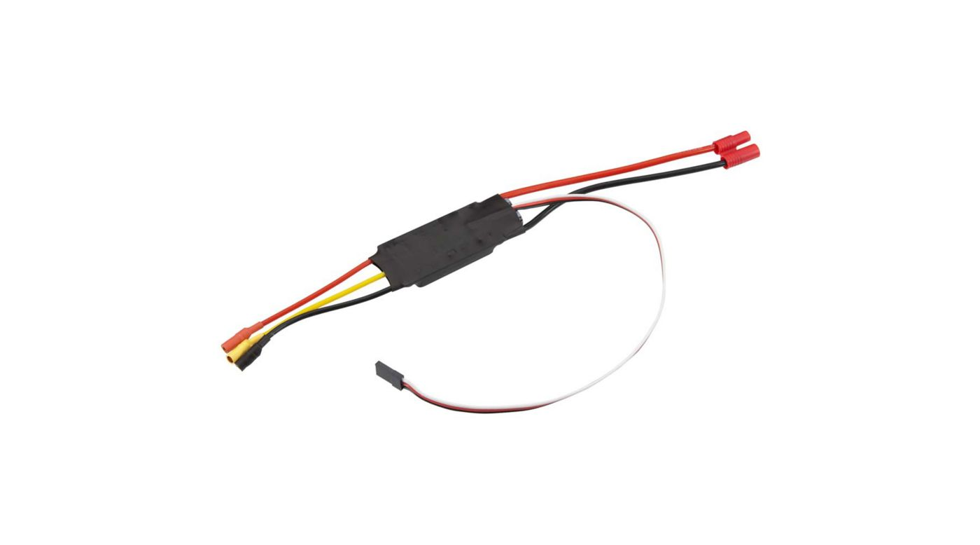 Image for 40 Amp ESC: DHC-2 Beaver Select Scale from HorizonHobby