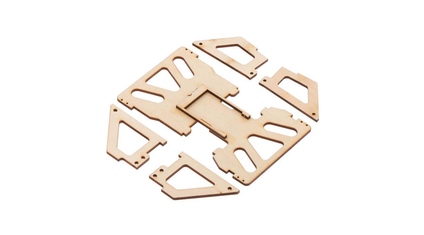 Image for Plywood Mounting Tray, WISE Gyro: Sensei FS from HorizonHobby