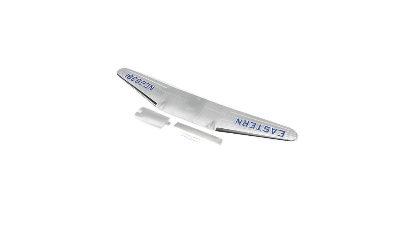 Image for Wing Parts Set: Micro EP DC-3 Airliner from HorizonHobby
