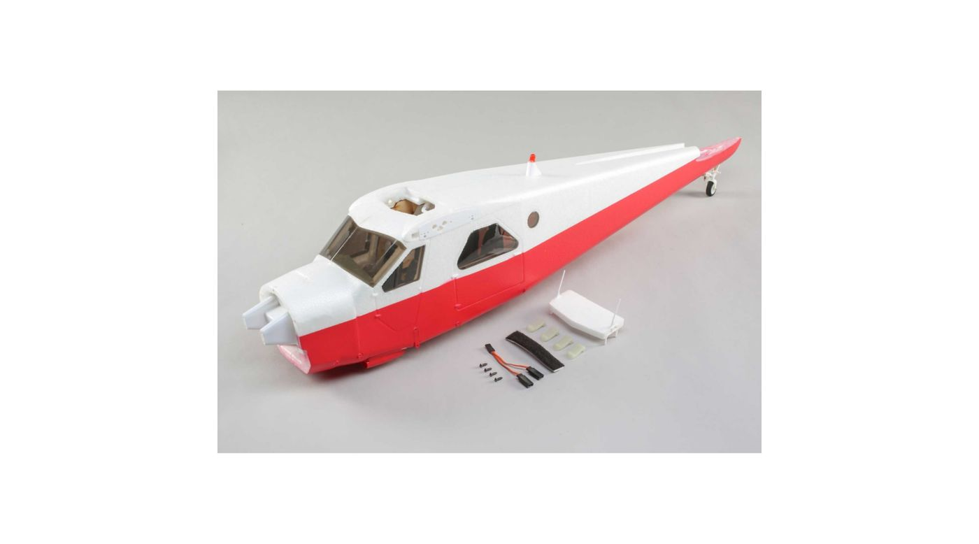 Image for Fuselage: DHC-2T Turbo Beaver Select Scale EP from HorizonHobby