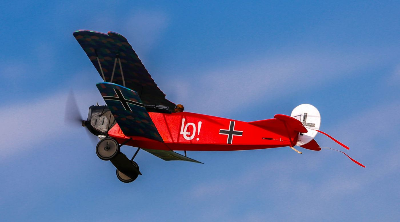 Image for Fokker D.VII Micro EP RTF, 400mm from HorizonHobby